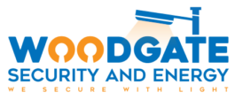 Woodgate Security and Energy logo